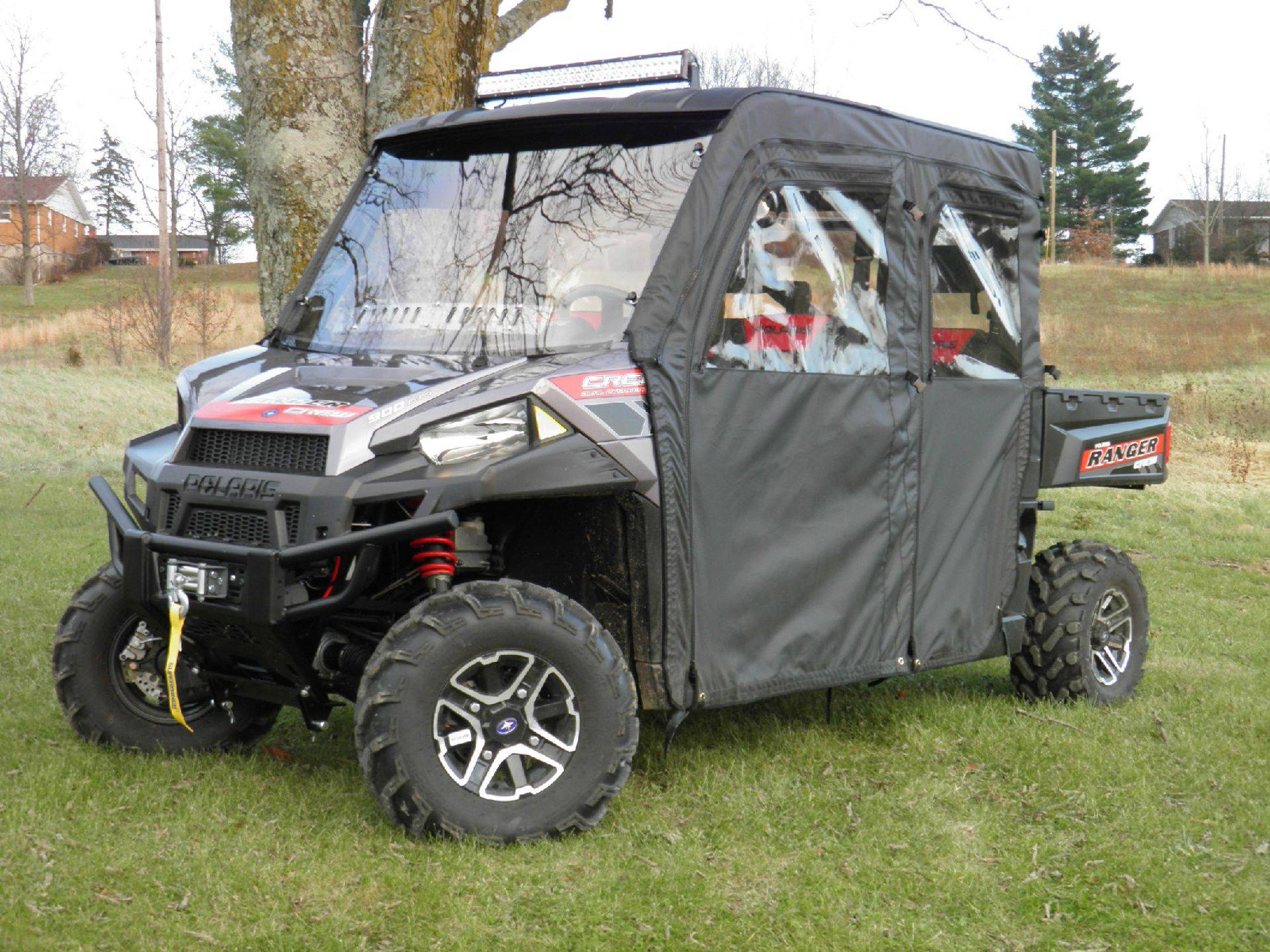 Polaris Ranger Crew 900 Cab Enclosure