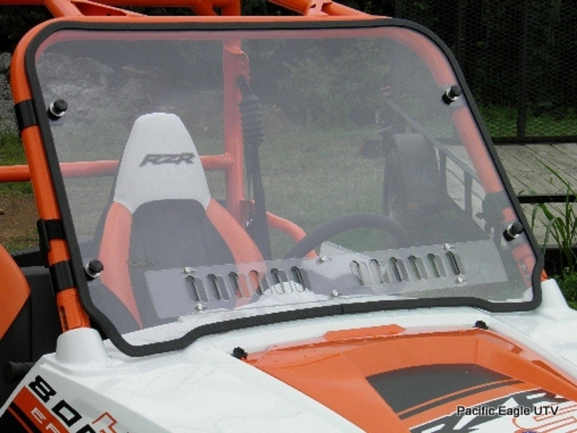 Polaris RZR Lexan Windshield
