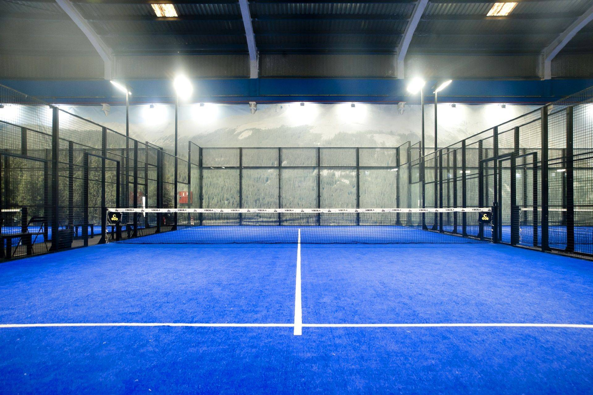 Word padel tour official court supplier, wpt padel court construction