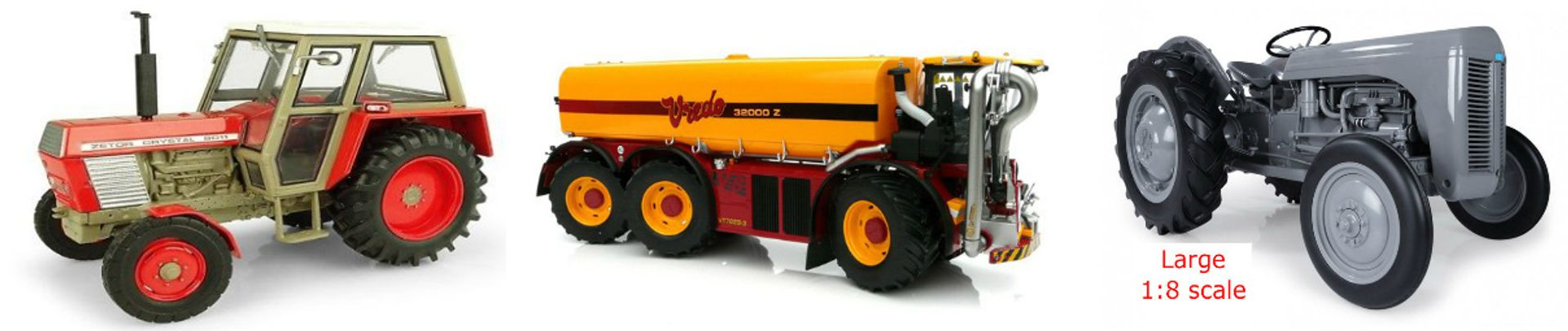 Diecast and Rsein Farm Models