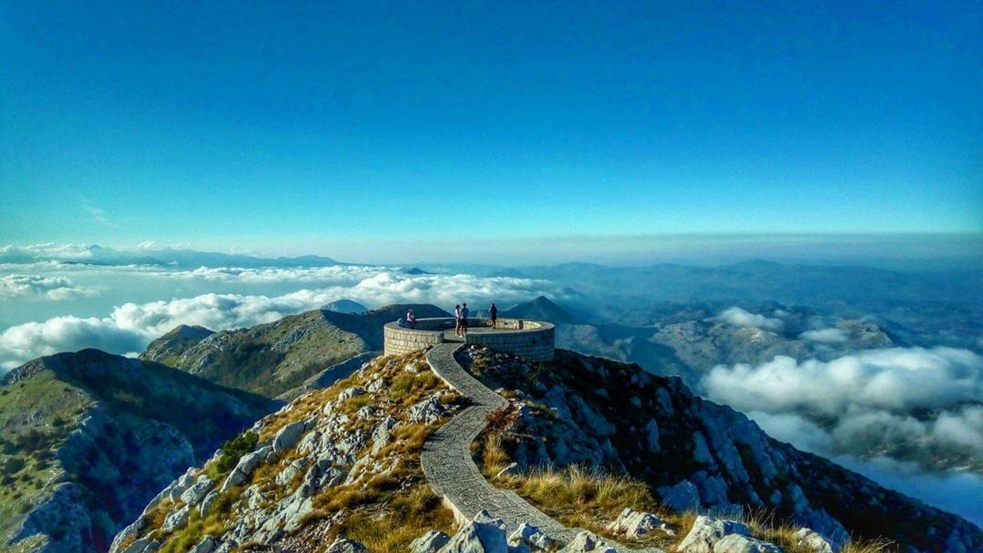 Lovcen national park private tour Montenegro
