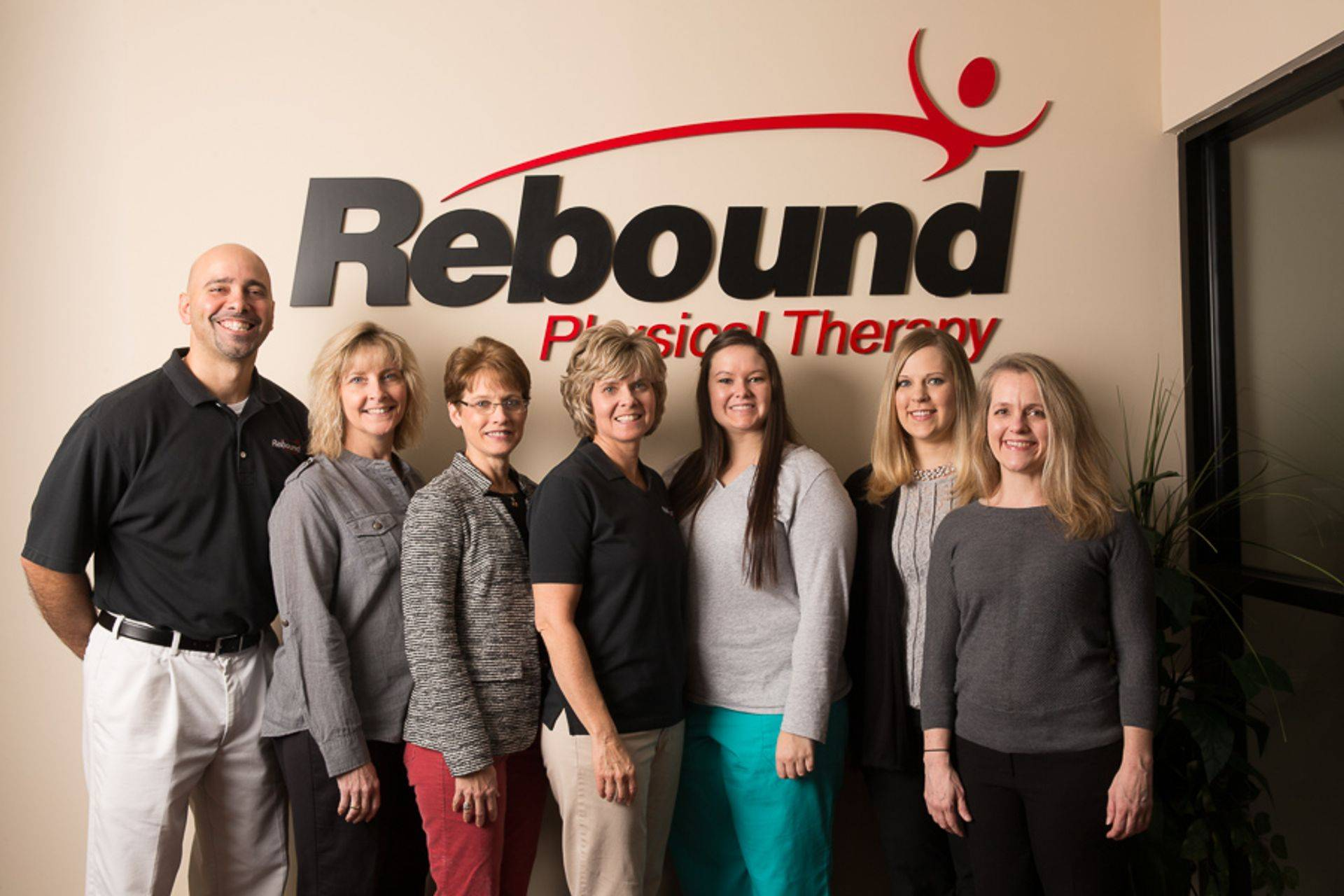 Rebound Physical Therapists Staff