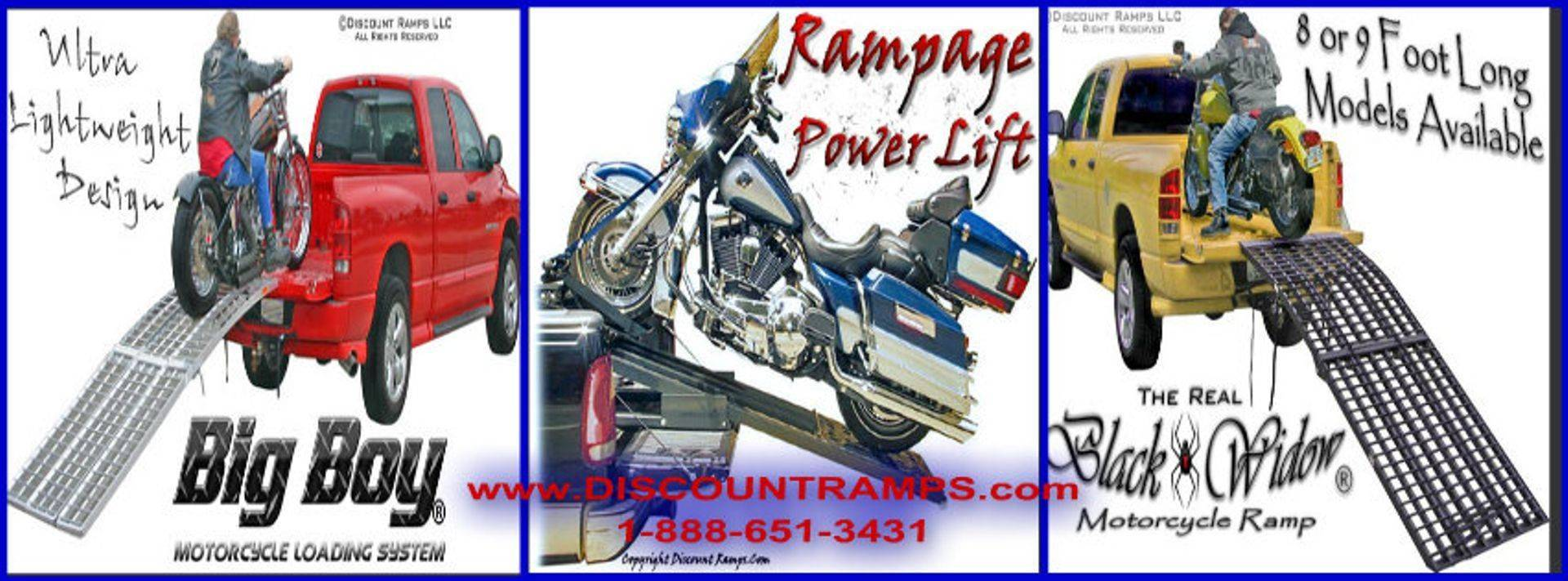 discountramps.com, motorcycle ramps