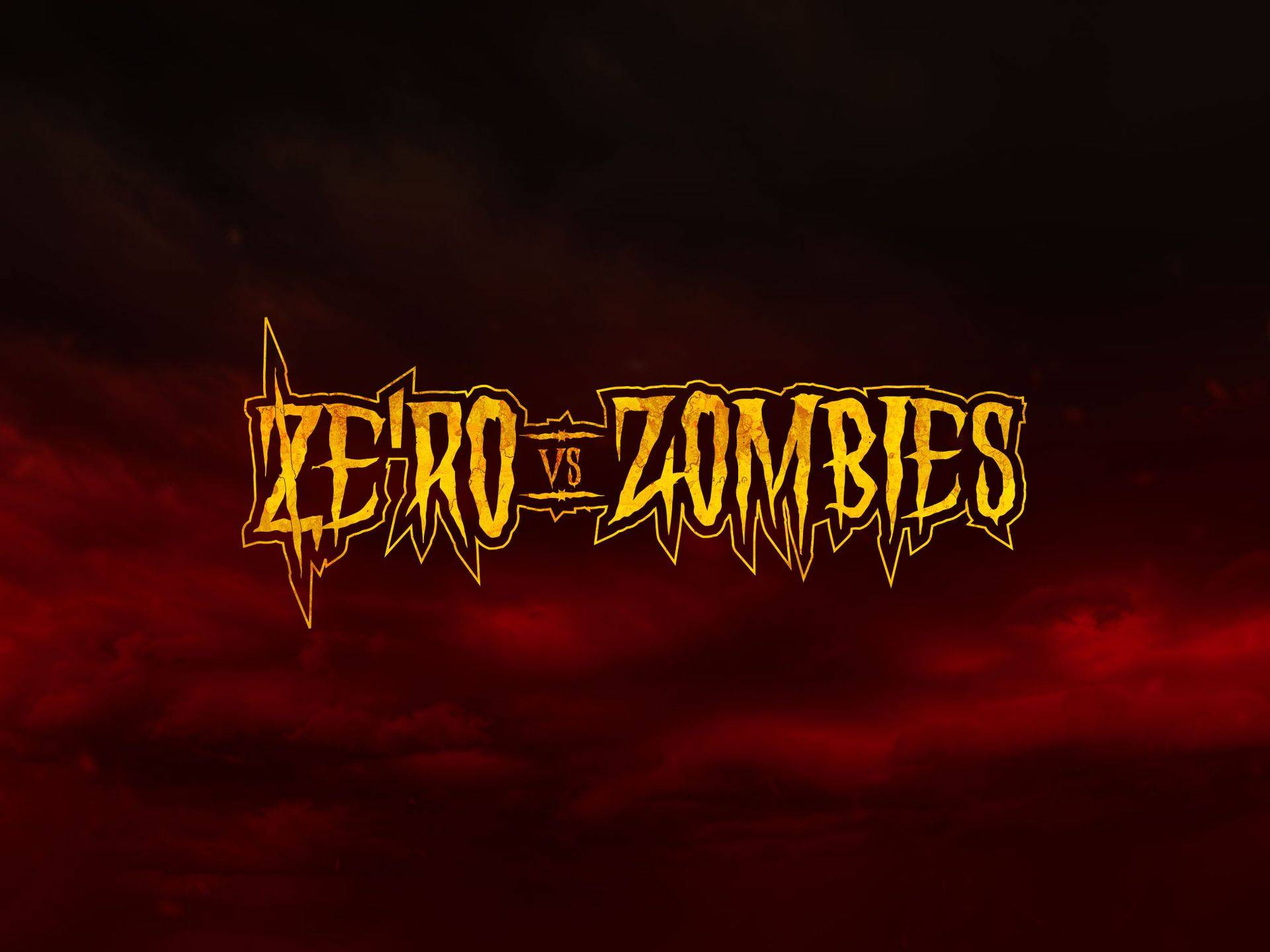 Ze'ro Vs Zombies title