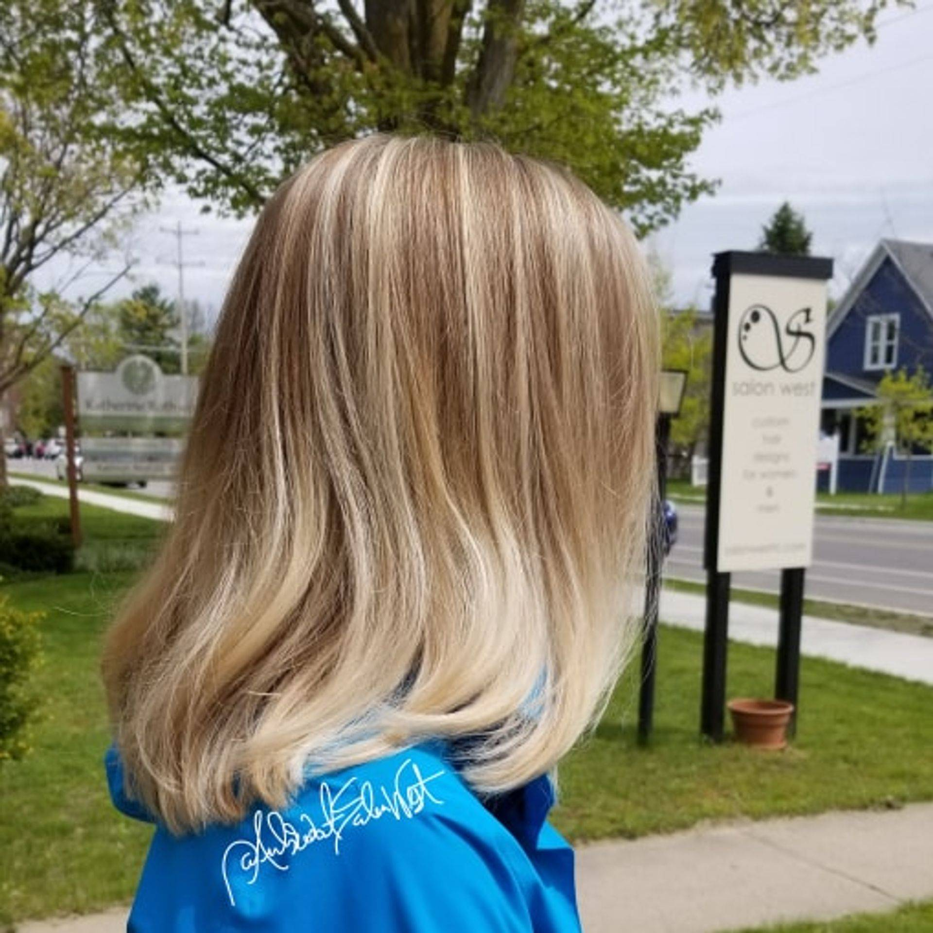 traverse city hair, balayage, bayalage, biolage, highlights, haircuts, bellyage