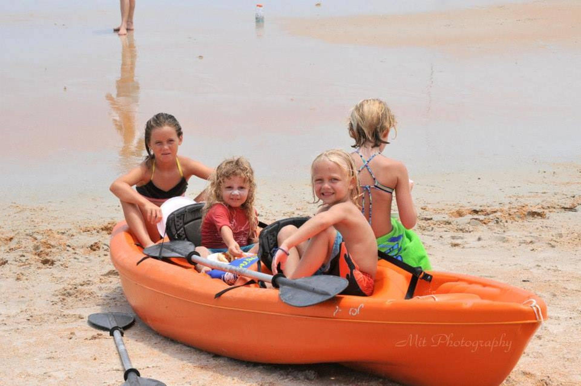 Kayaking Rentals Si Como No Inn
