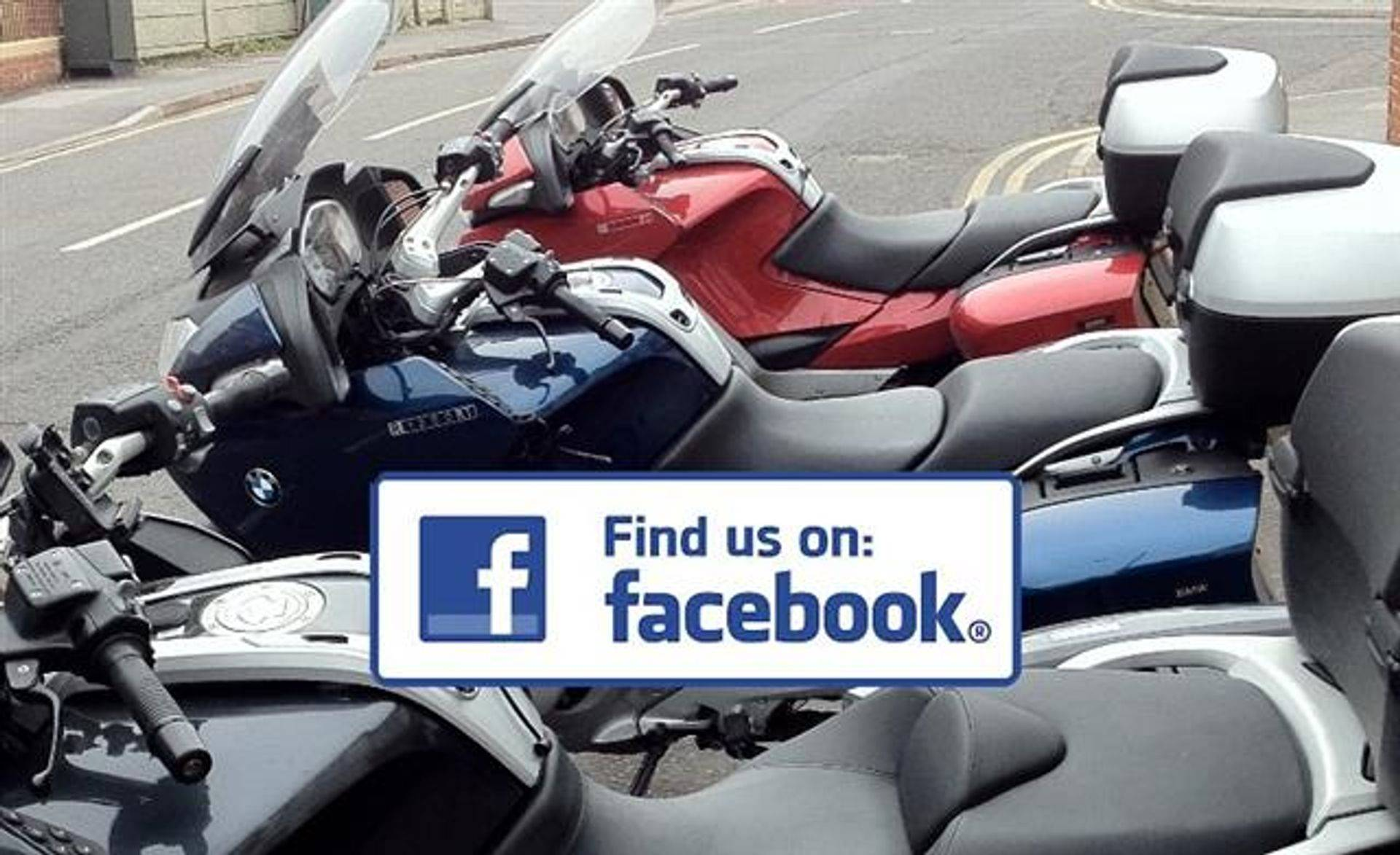 Find us and like us on facebook