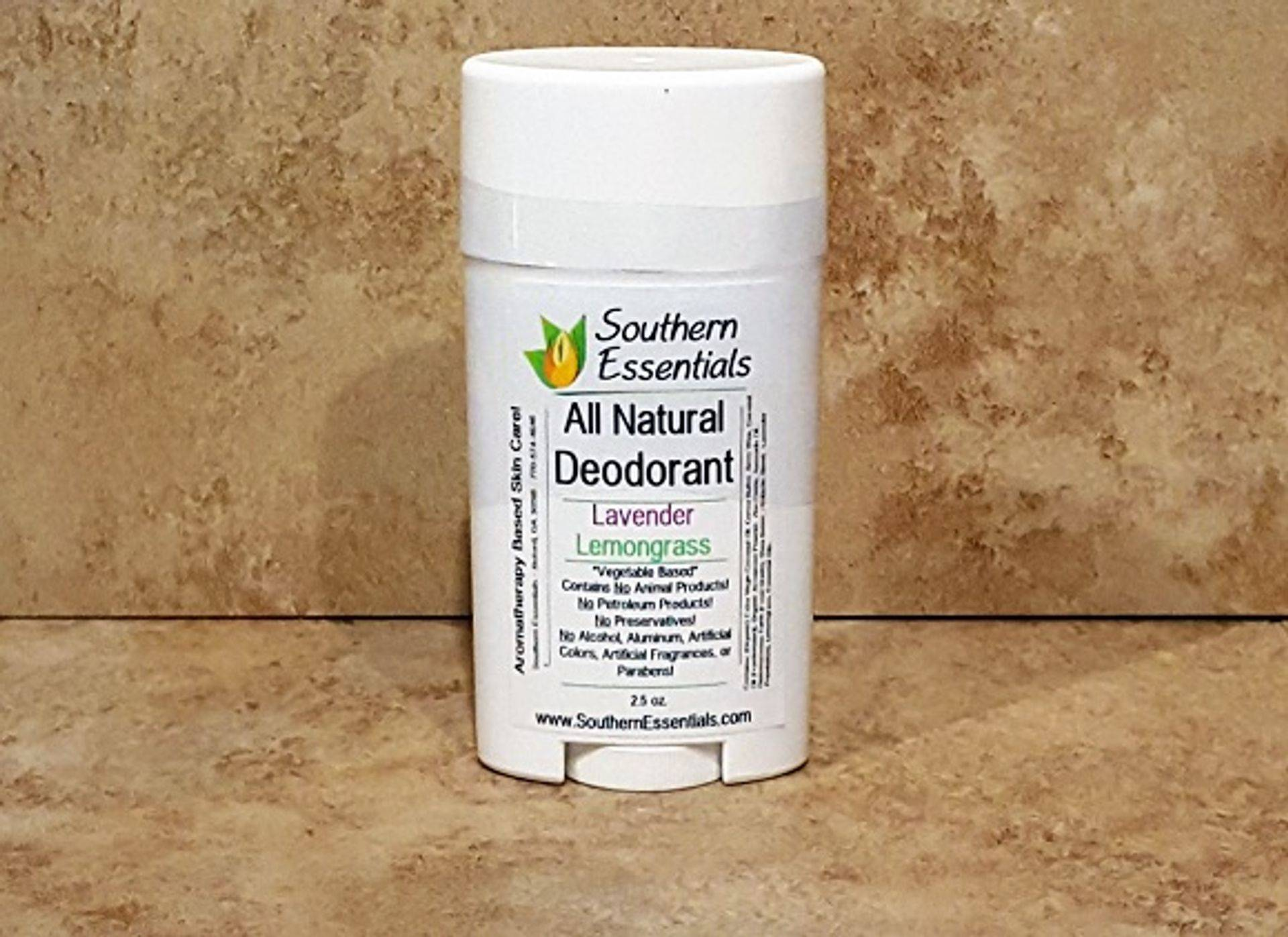 Natural Aromatherapy Deodorant - Southern Essentials