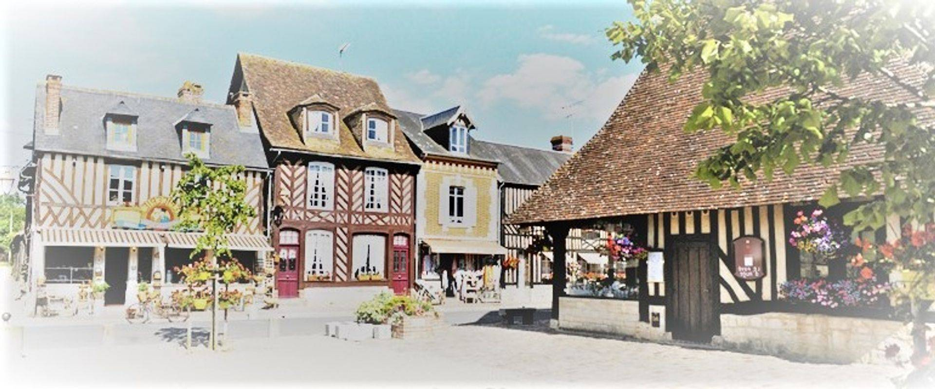 Beuvron en Auge, Normandy