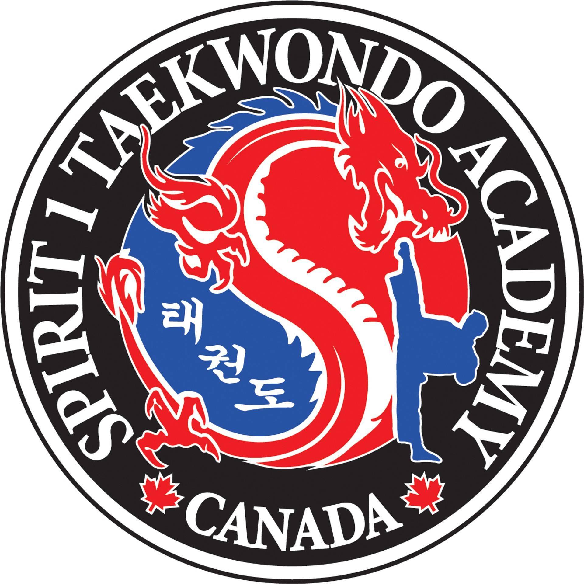 Spirit 1 Taekwondo Crest