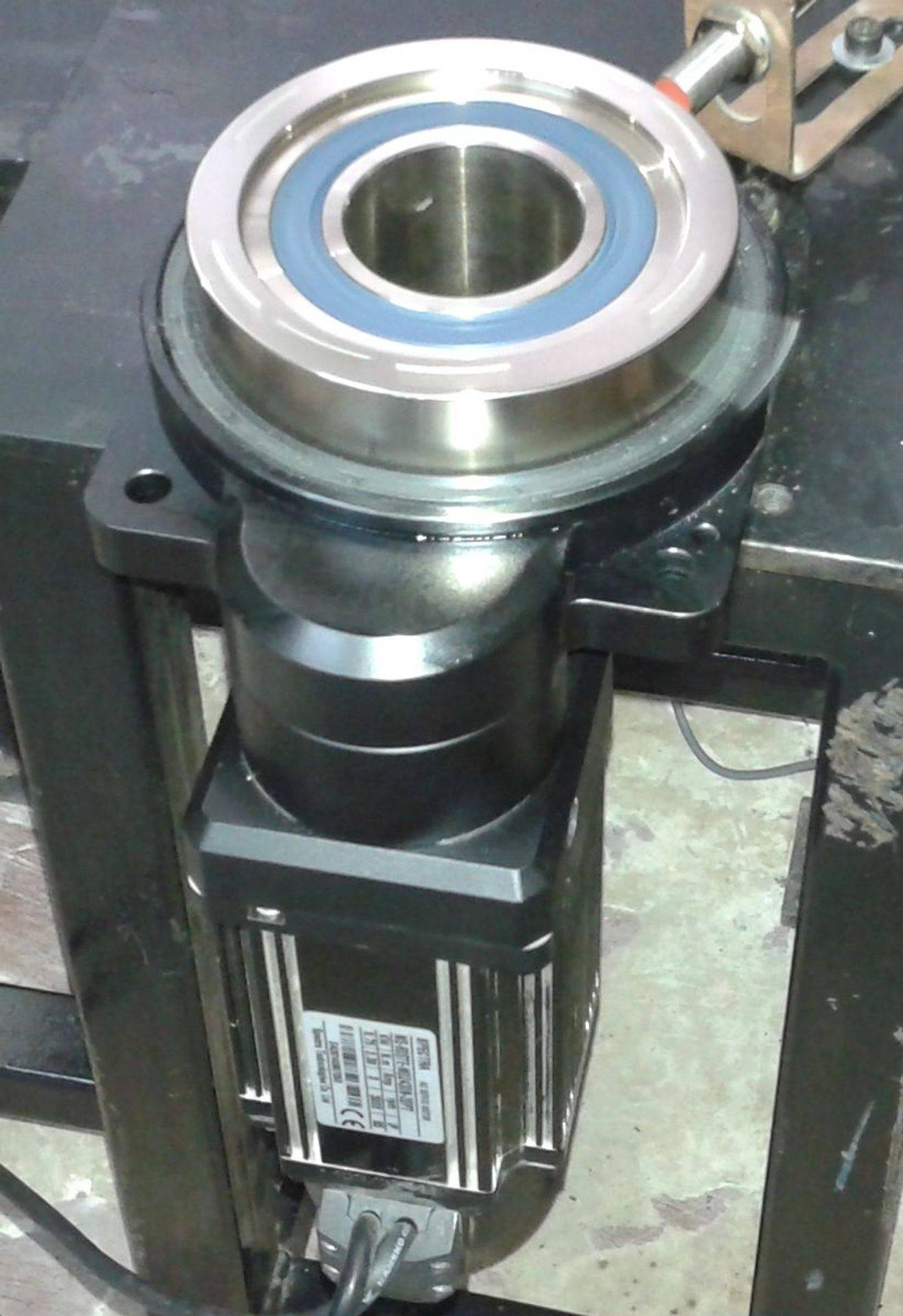 Servo Rotary Table