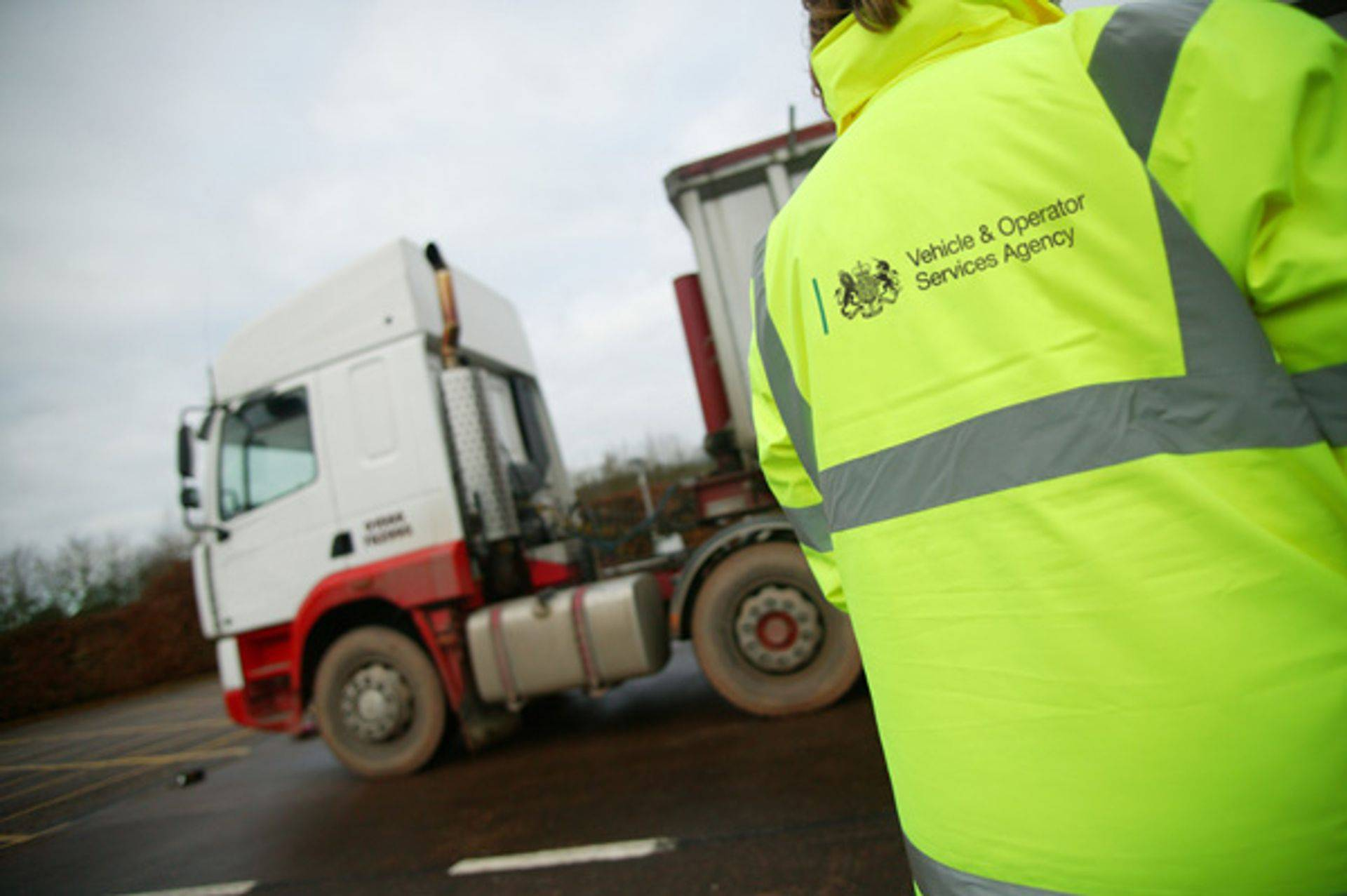 DVSA enforcement teams are operating nationwide