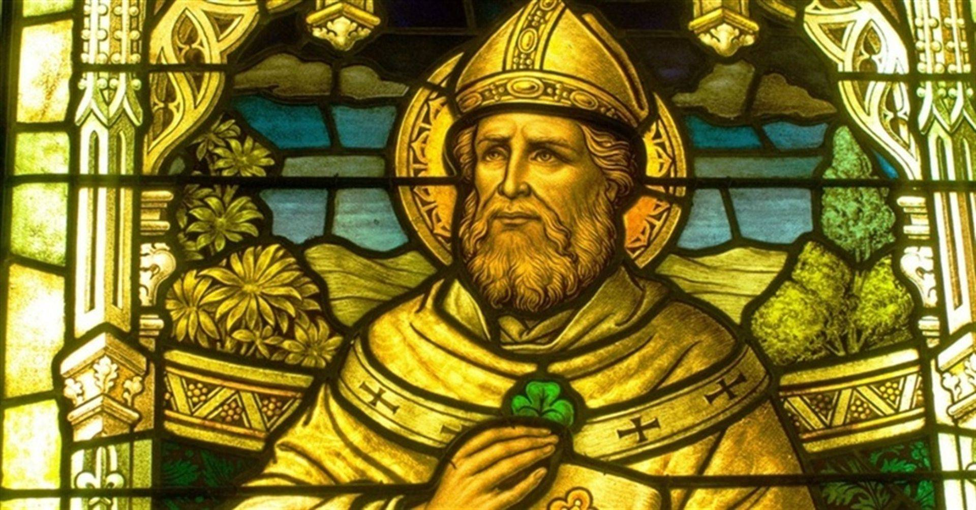Saint Patrick, Patron Saint of Ireland