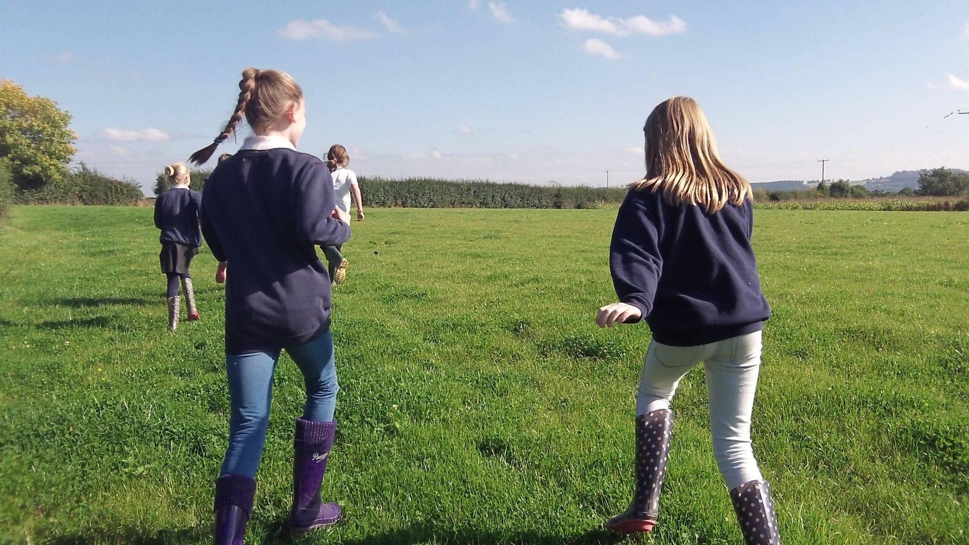 Hereford Community Farm visit from Stretton Sugwas Academy