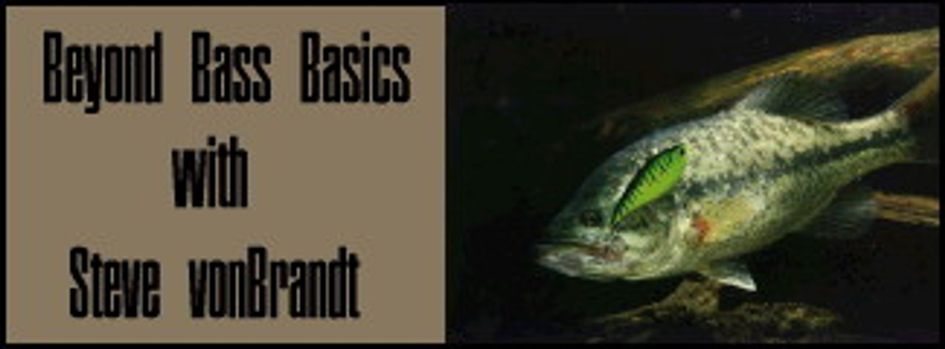 FLW Bass fishing, bass fishing articles