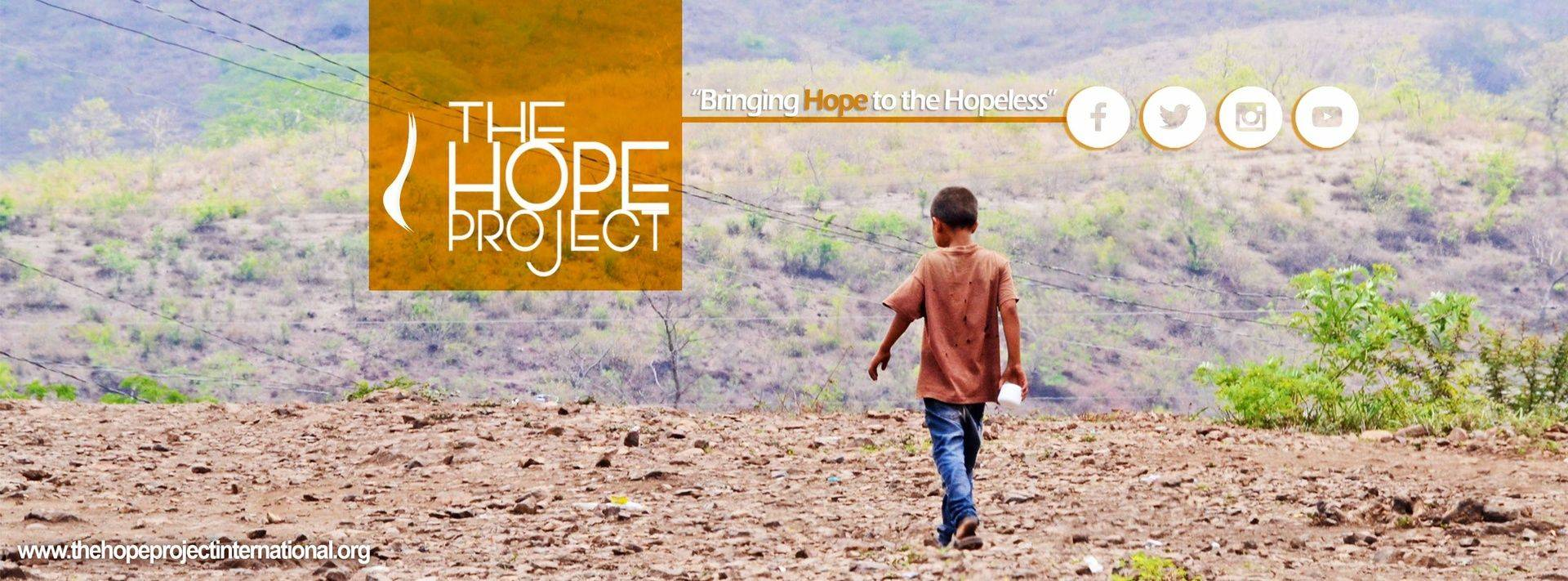 help change a life and bring hope