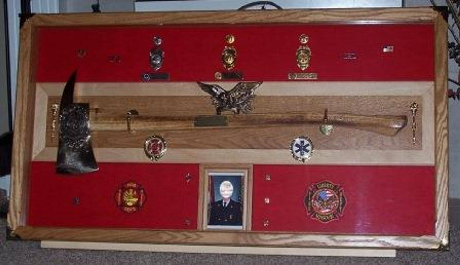 Fire Fighter Retirement Case