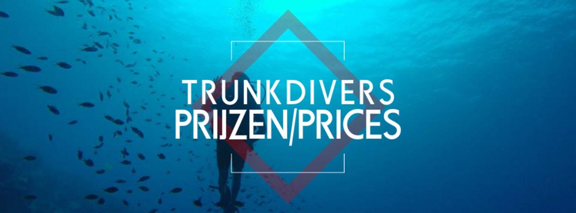 Prijzen voor duiken