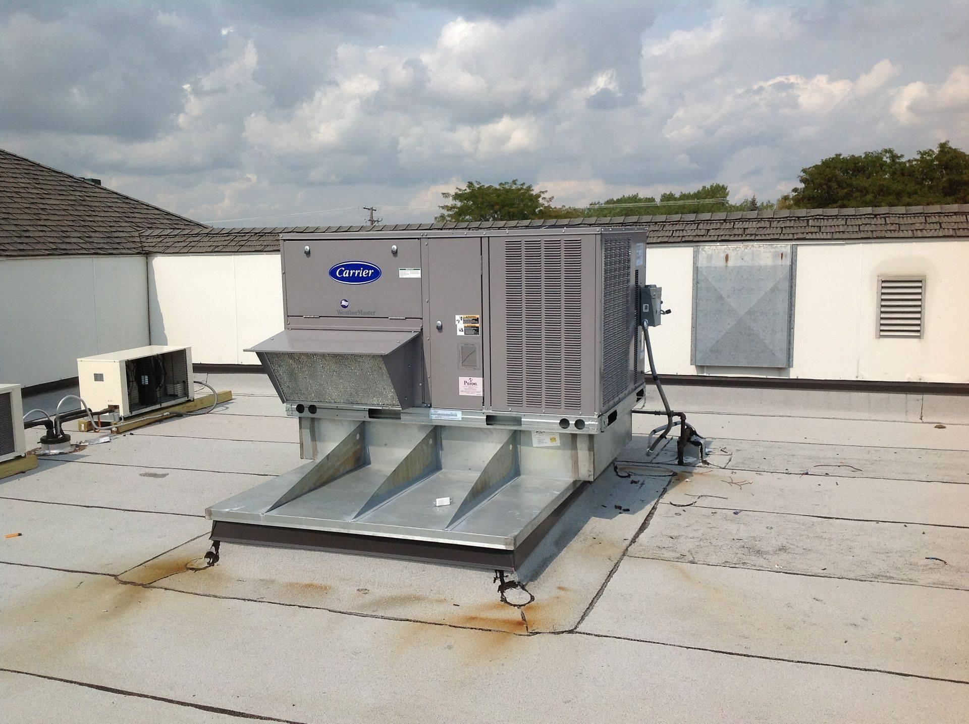 Commercial roof top unit