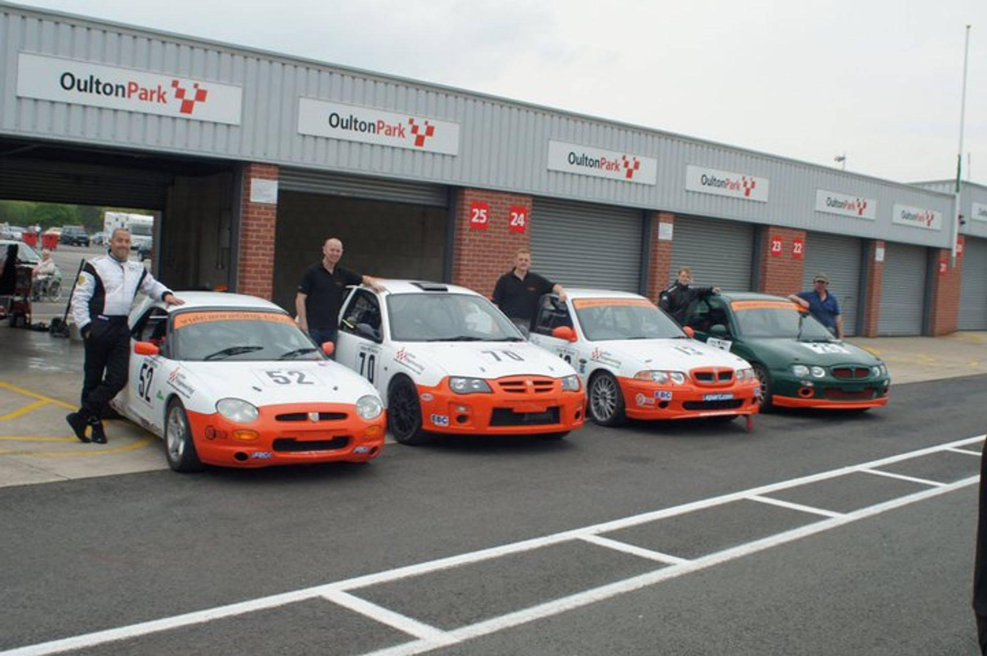 Vulcan Racing Team Cars 2011 Season