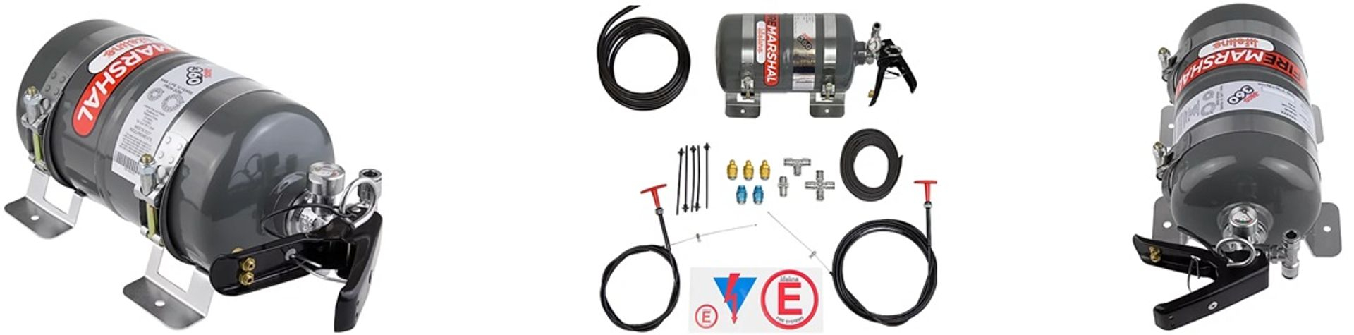Lifeline Zero360 mechanical kit from vulcan racing