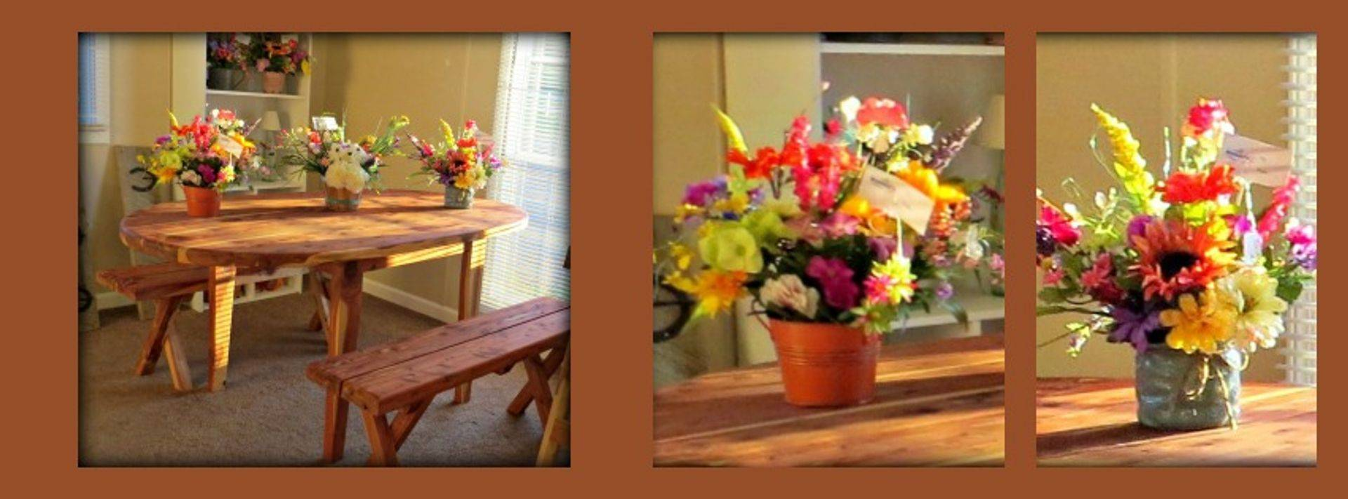 Floral Designs in Lynchburg, VA at Yard 29