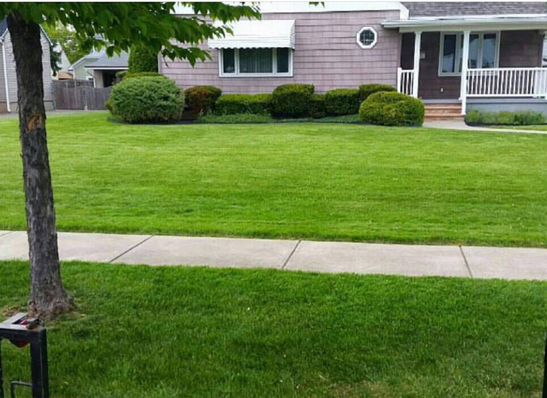 Lawn cutting service Yard Barber Lawn Service LLC