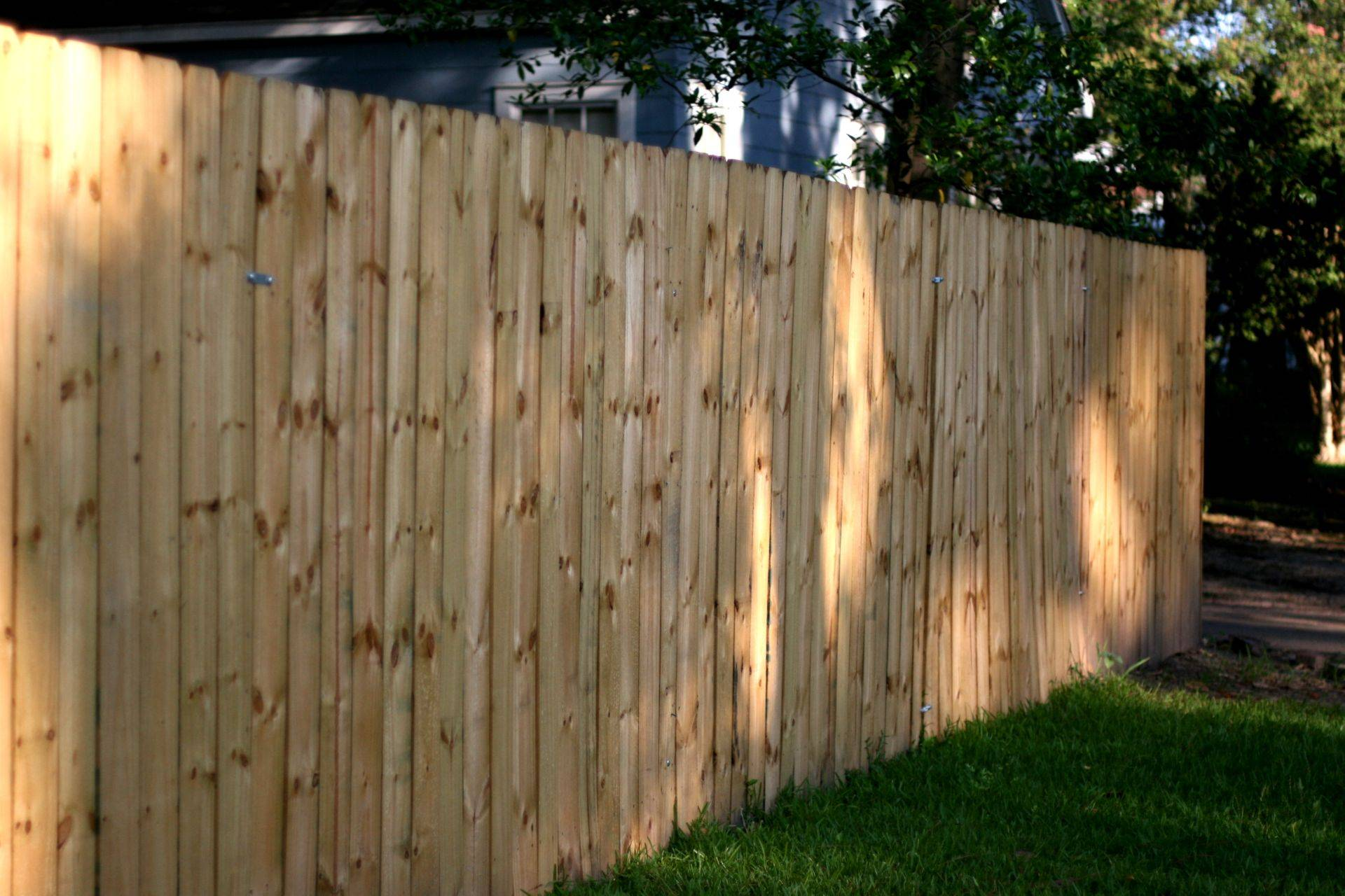 Yard Barber Lawn Service LLC  Fence repair