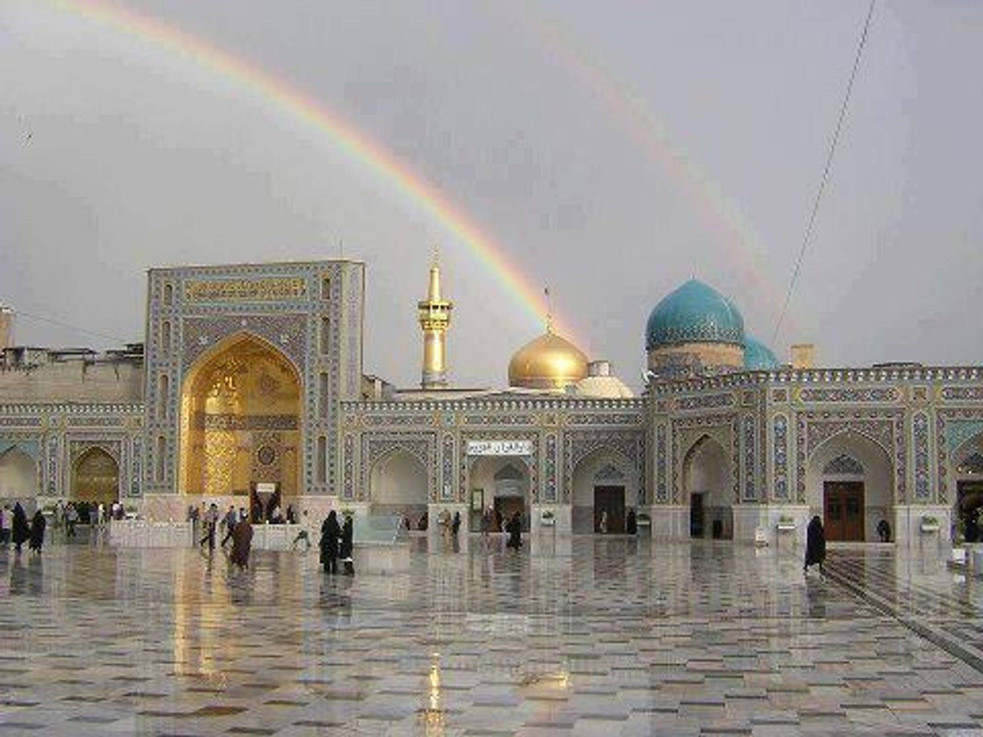 نواحی هفت گانه مشهد کجاست Dar Ya امام رضا zyarat Pinterest Islamic, Islam and Pilgrimage
