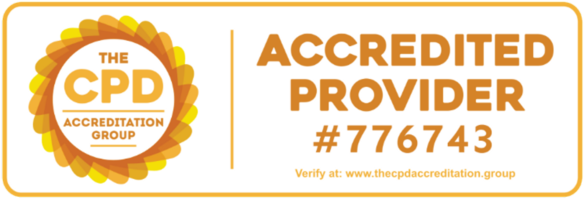 CPD Accredited Provider