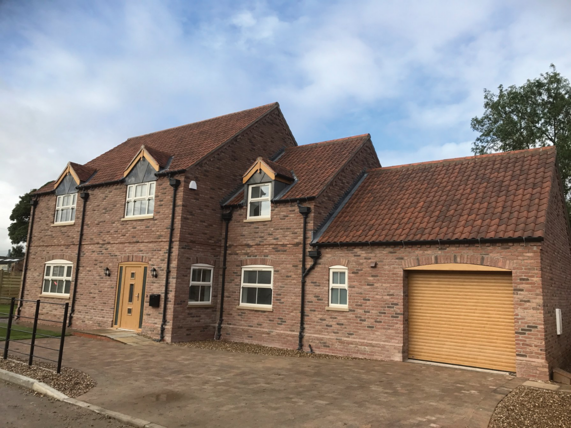 new home builder pocklington