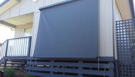 screen awning outdoor