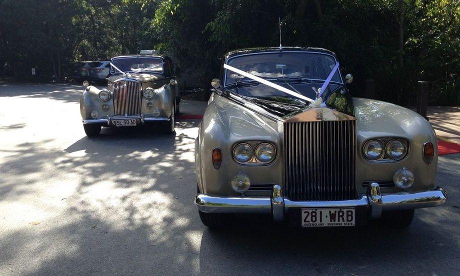 Wedding Car Hire Caloundra