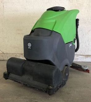 IPC sweeper and scrubber