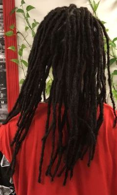 Braids By Bee does braids and dreadlocks at her salon located in south florida