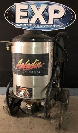 Aaladin Pressure Washer