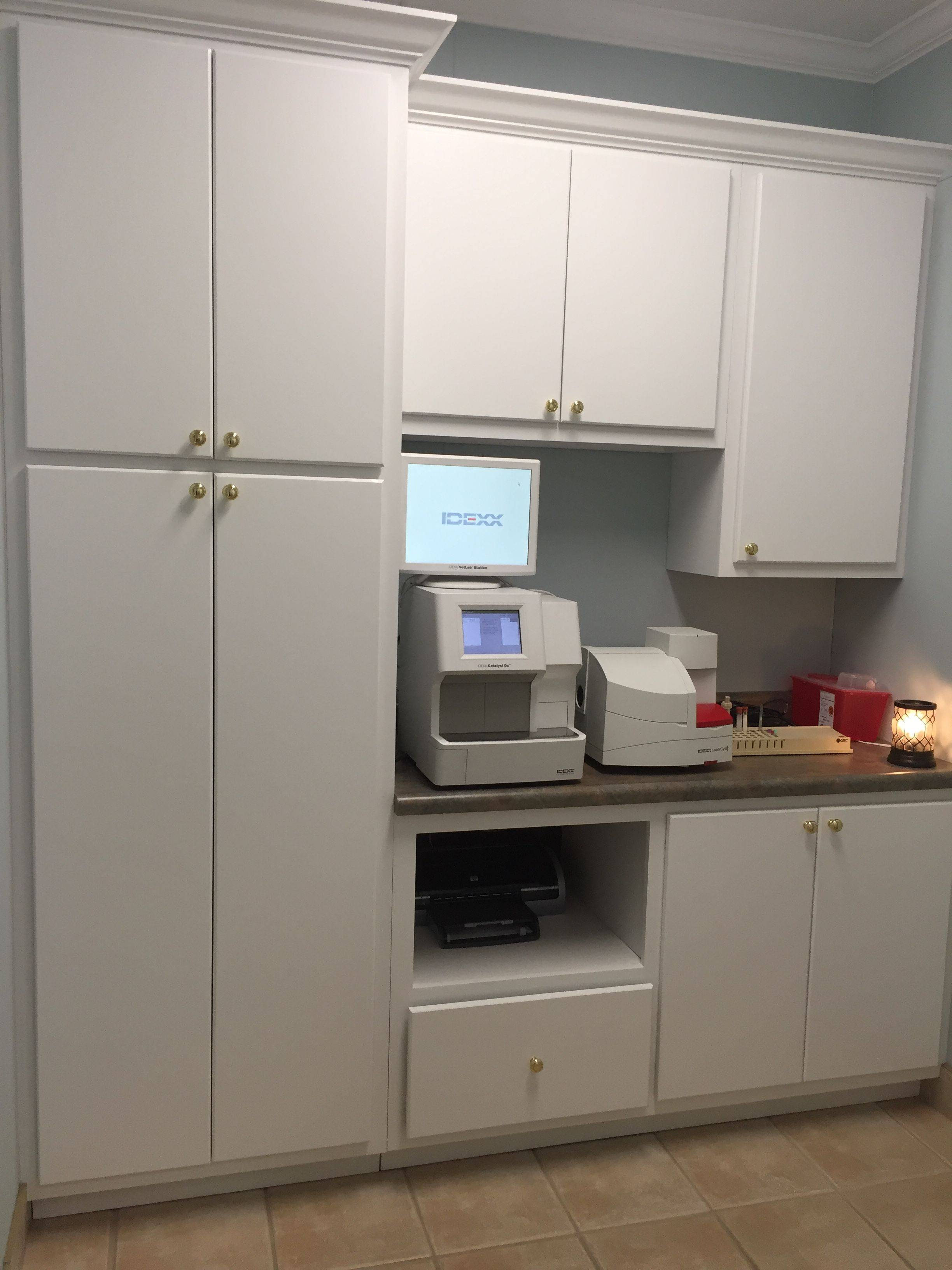 In-House Laboratory & Ultrasound