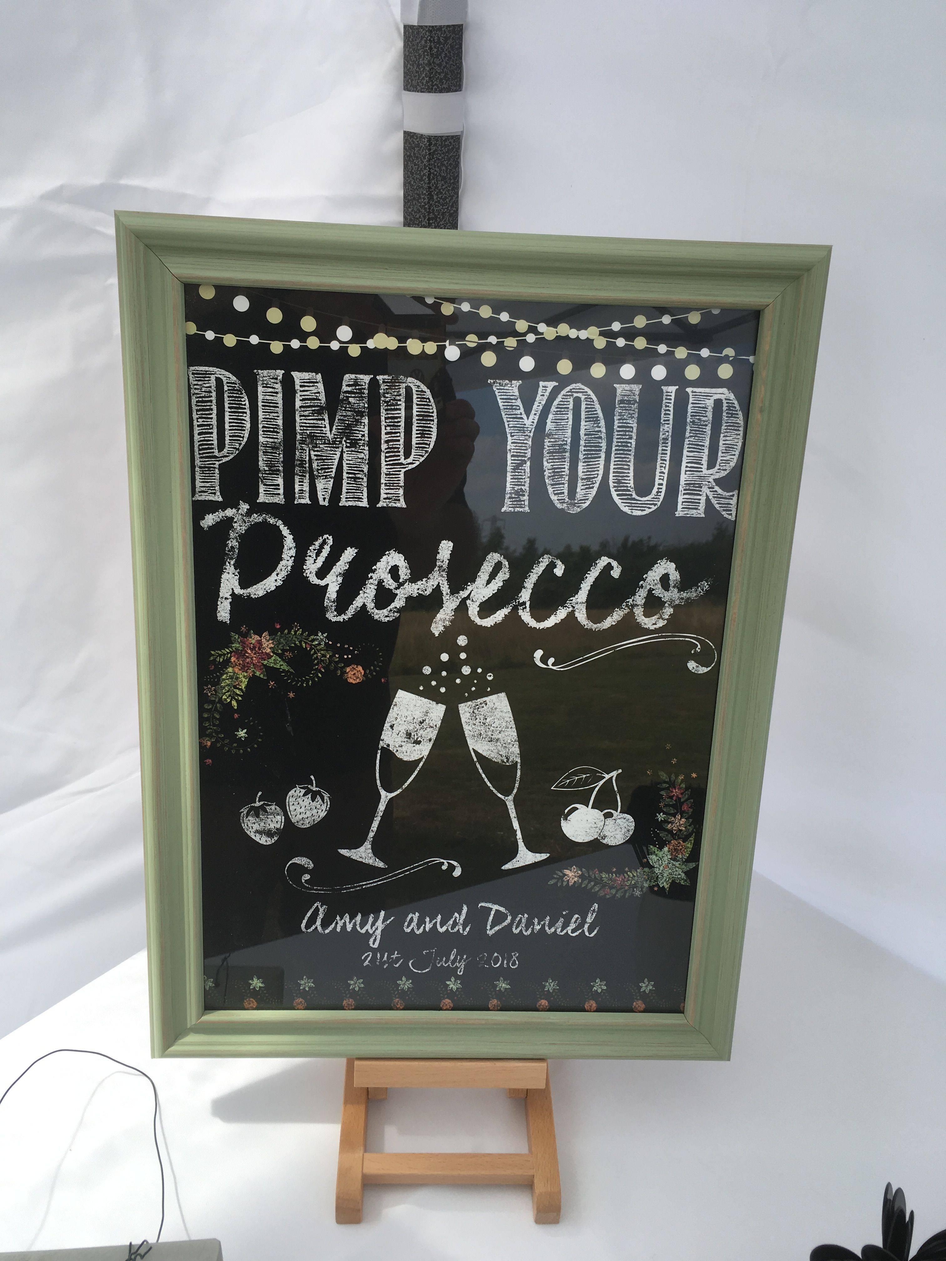 Pimp your Prosecco