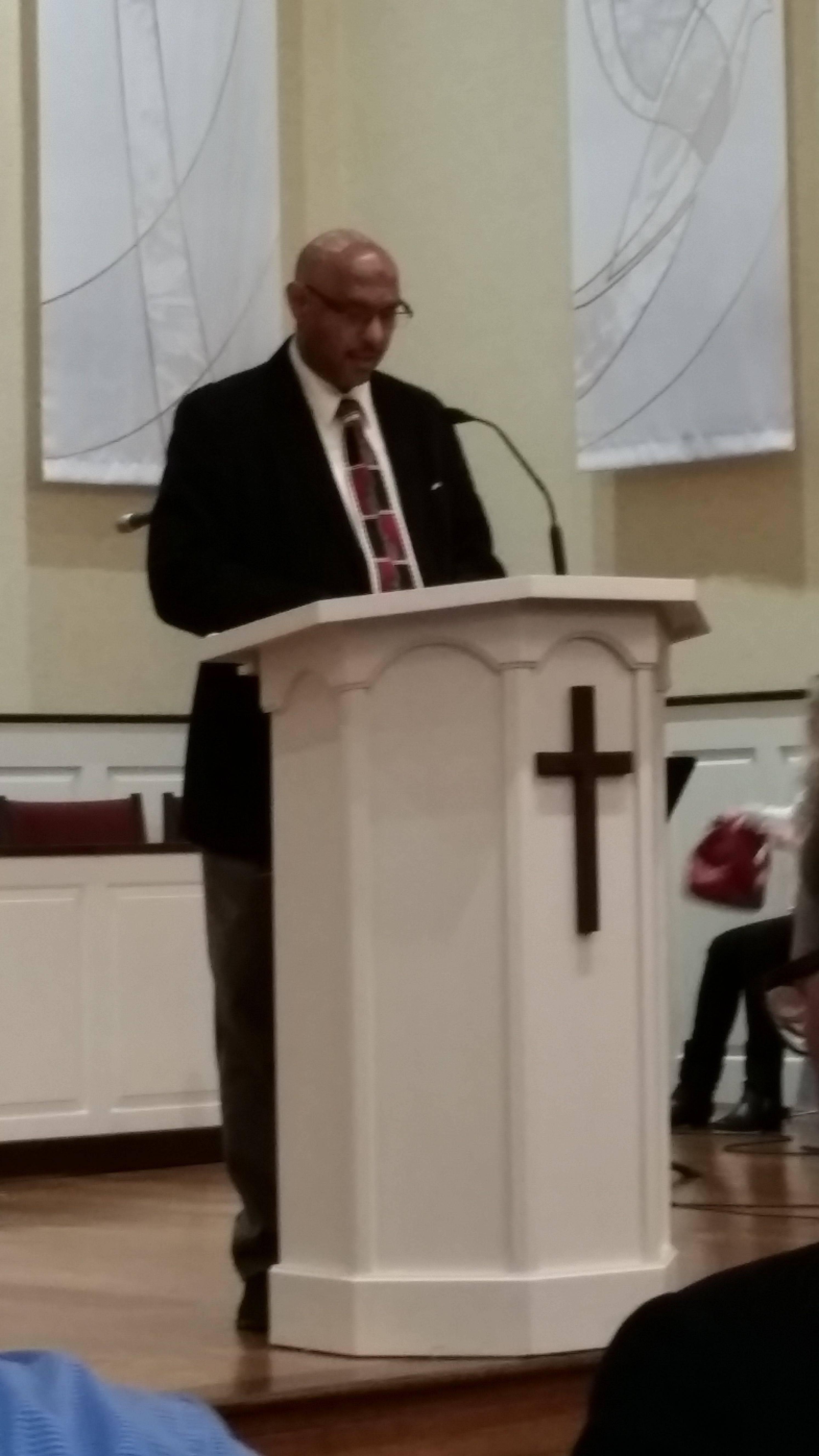 Rev. Allen Scott