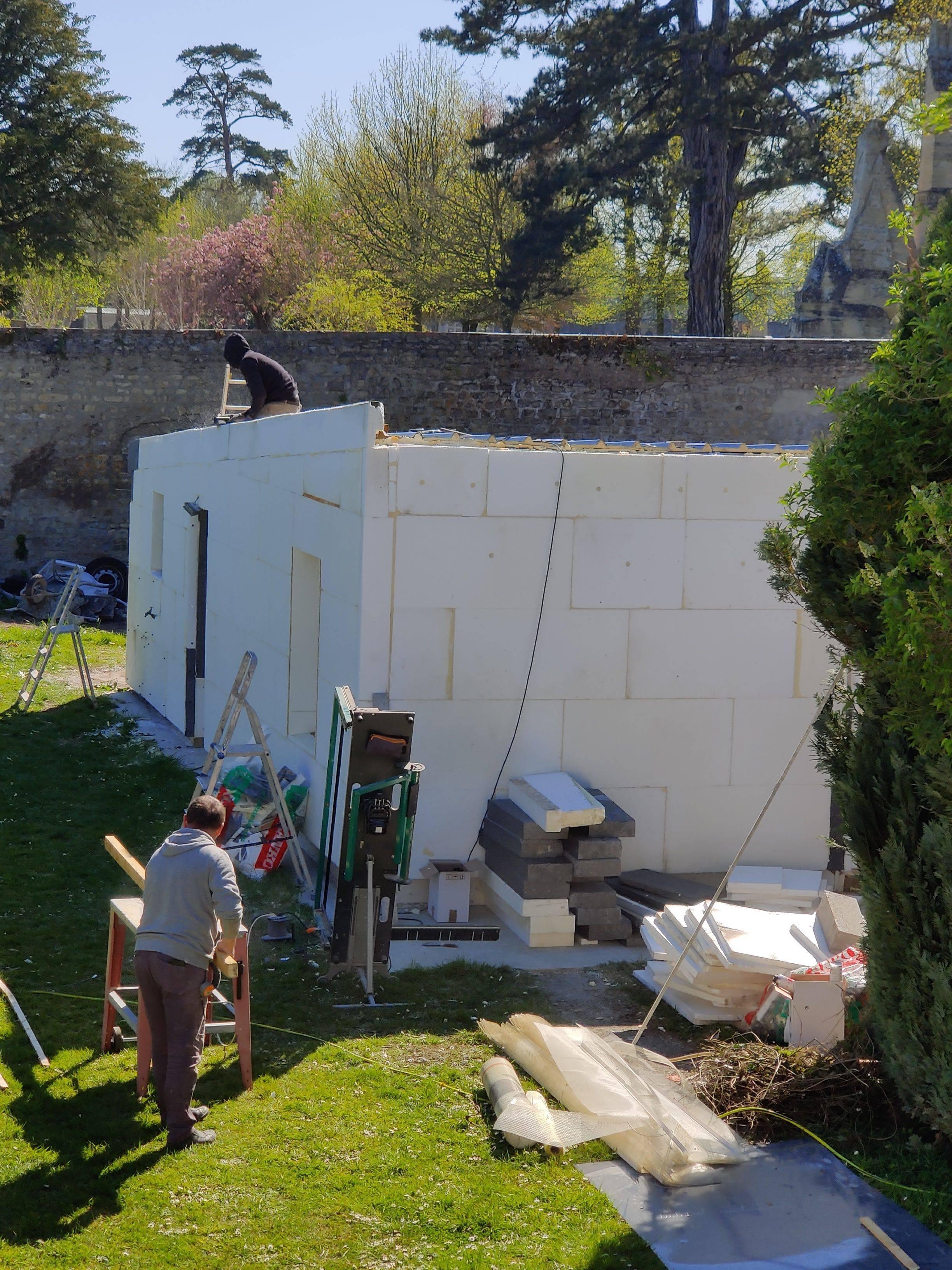 Rénovation garage Bayeux