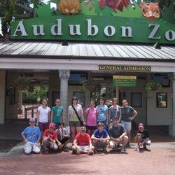 Audubon Zoo Trip for memory verse challenge victors!