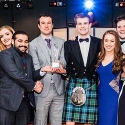 Society Awards Ball 2018