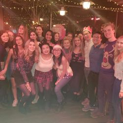 Committee Christmas Meal 2018