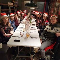 Committee Christmas meal 2020