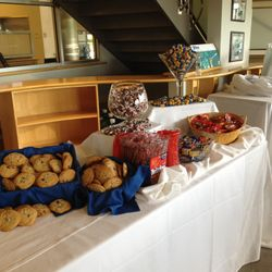 Desserts and Candy Buffet