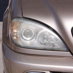 Headlight (before)