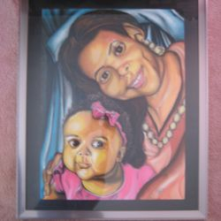 """A Mother's Love"" By Alexis L.R.  SOLD Exclusively"
