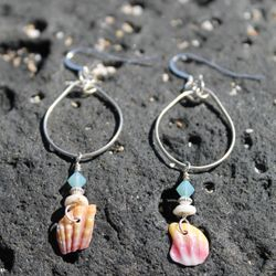 Hawaiian Sunrise Earrings