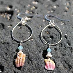 Hawaiian Sunrise Earrings