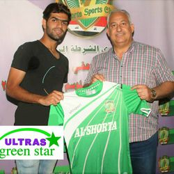 Karrar Hameed renews his contract with the club